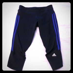 Adidas Response Crop leggings